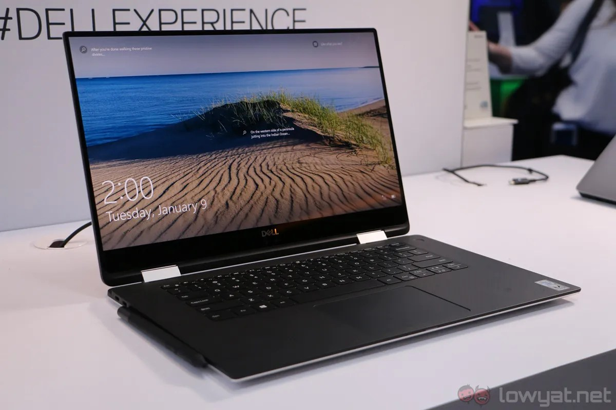 Dell XPS 15 2in1 Hands On Not Your Average Convertible