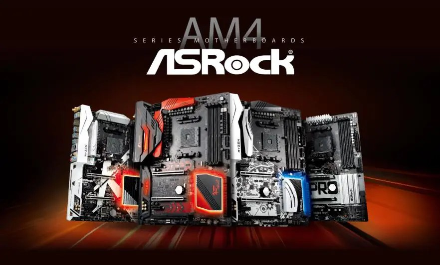 ASRock Debuts Its Phantom Gaming M1 Series RX570 Mining