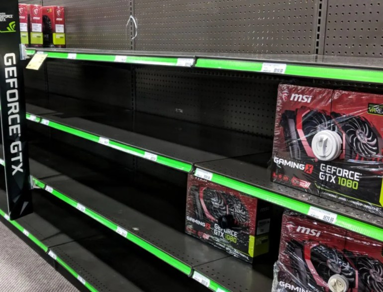 This Is The Worst Time To Buy A Graphics Card | Lowyat NET
