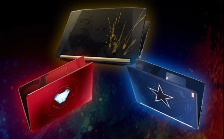 Acer Marvel's Avengers: Infinity War Laptops