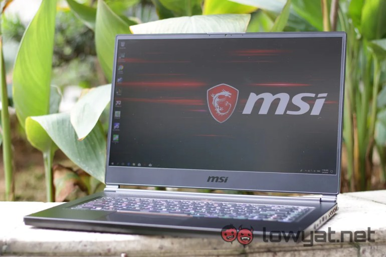 MSI GS65 Stealth Thin First Impressions: Increase The Power