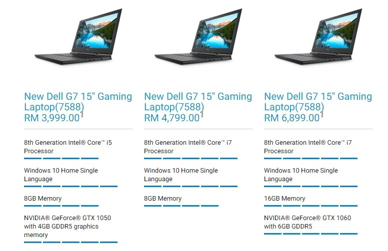 Dell G Series Gaming Laptop Now In Malaysia: Starts At RM