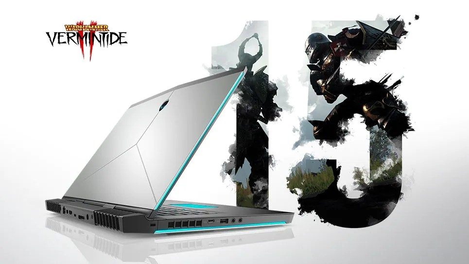 Alienware 15 and 17 Gaming Laptops with 8th Gen Intel Core