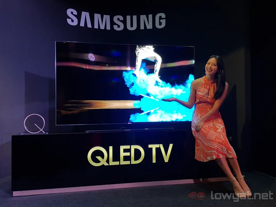 Samsung 2018 QLED TVs Arrive In Malaysia