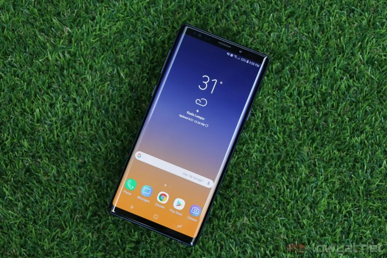 Samsung Begins To Deliver Android Pie and One UI Update To