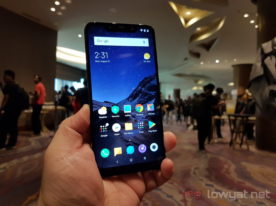 Xiaomi Pocophone F1 Landing In Malaysia On 30 August