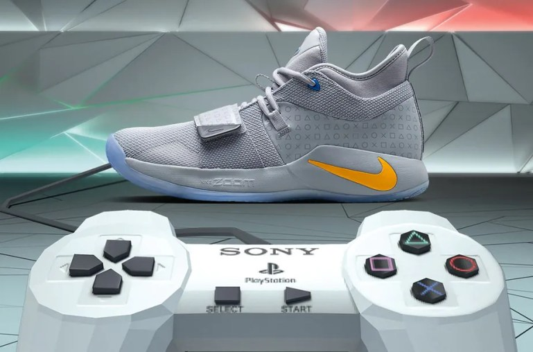 sale retailer 72b7a 8d668 Nike PG 2.5 x PlayStation Shoes To Be Available For Malaysia ...