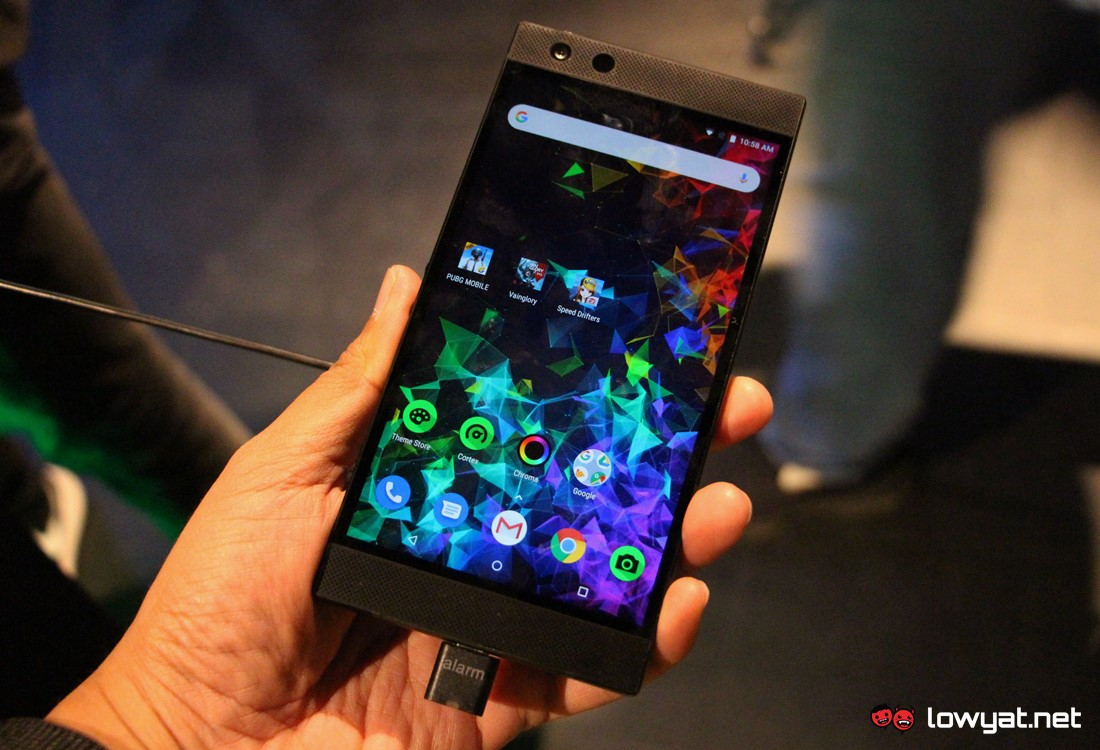 Razer Phone 2 Is Available from U Mobile with Savings of Up