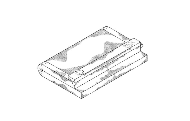 Samsung Galaxy F Foldable Smartphone Patent Details