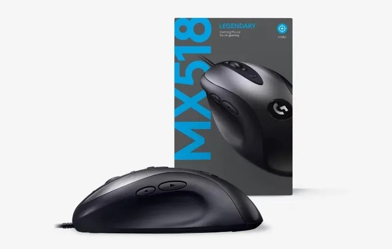 Logitech M720 Triathlon Wireless Mouse Arriving in Malaysia