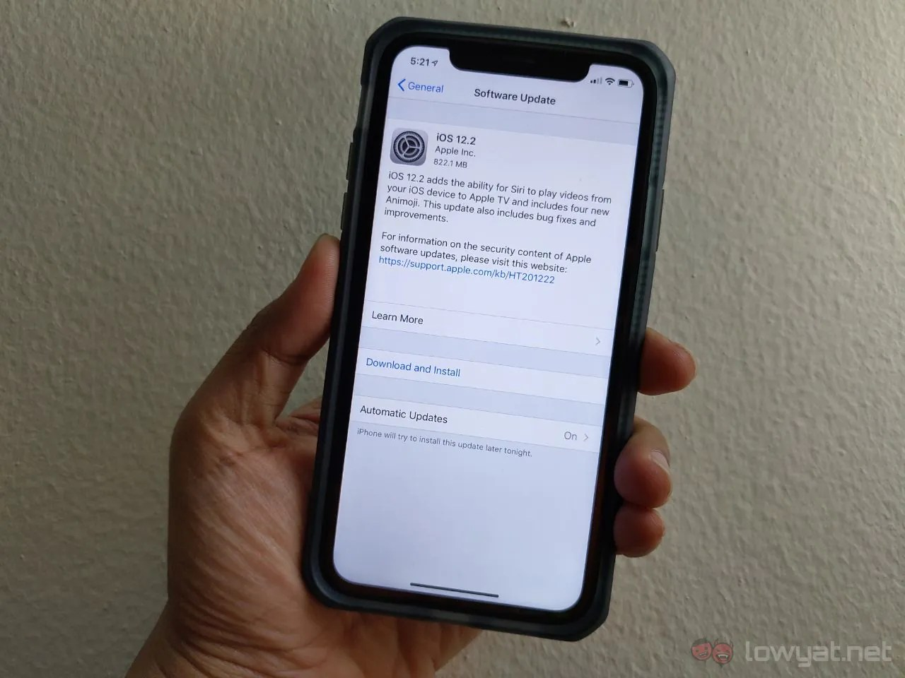 IOS 12.4.1 Is Out Now; Patches Jailbreak Bug Once Again