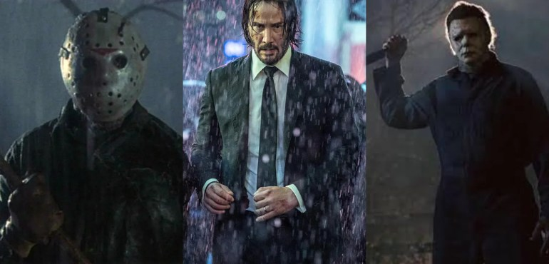 Halloween Jason.John Wick Has Killed More People Than Friday The 13th S Jason And