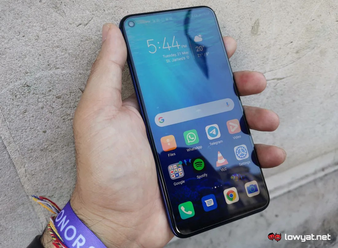 HONOR 20 Launches In Malaysia