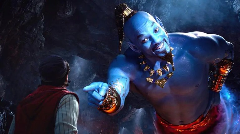Aladdin 2019 review Aladdin 2
