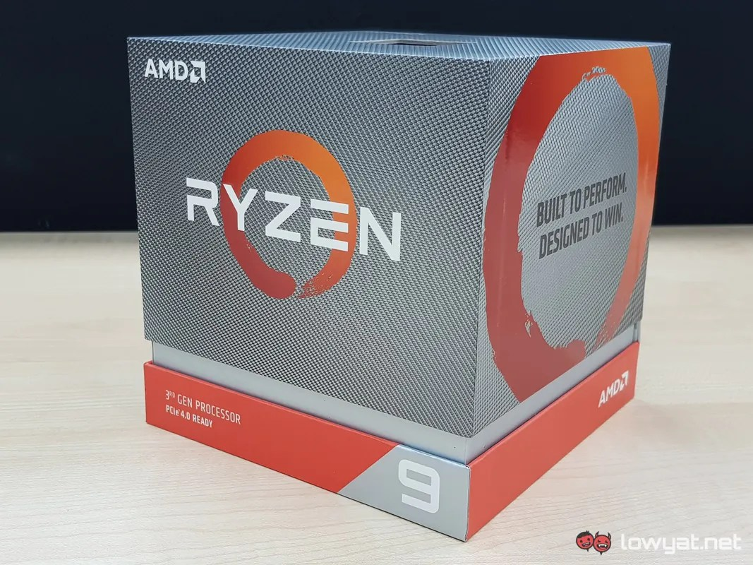 AMD Ryzen 9 3900X First Look: HEDT Performance In A Consumer