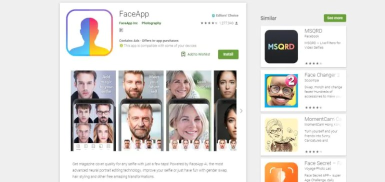 FaceApp Return Reignites Concerns Over Privacy | Lowyat NET