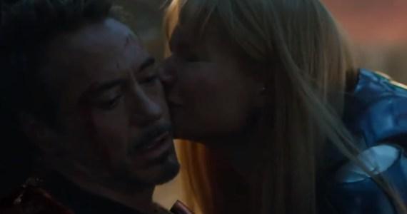 Iron Man Avengers: Endgame Deleted Scene
