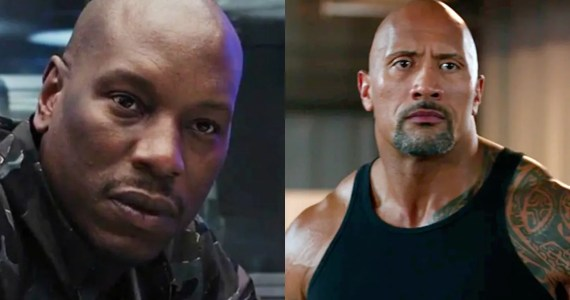 Tyrese Gibson Fast & Furious: Hobbs & Shaw