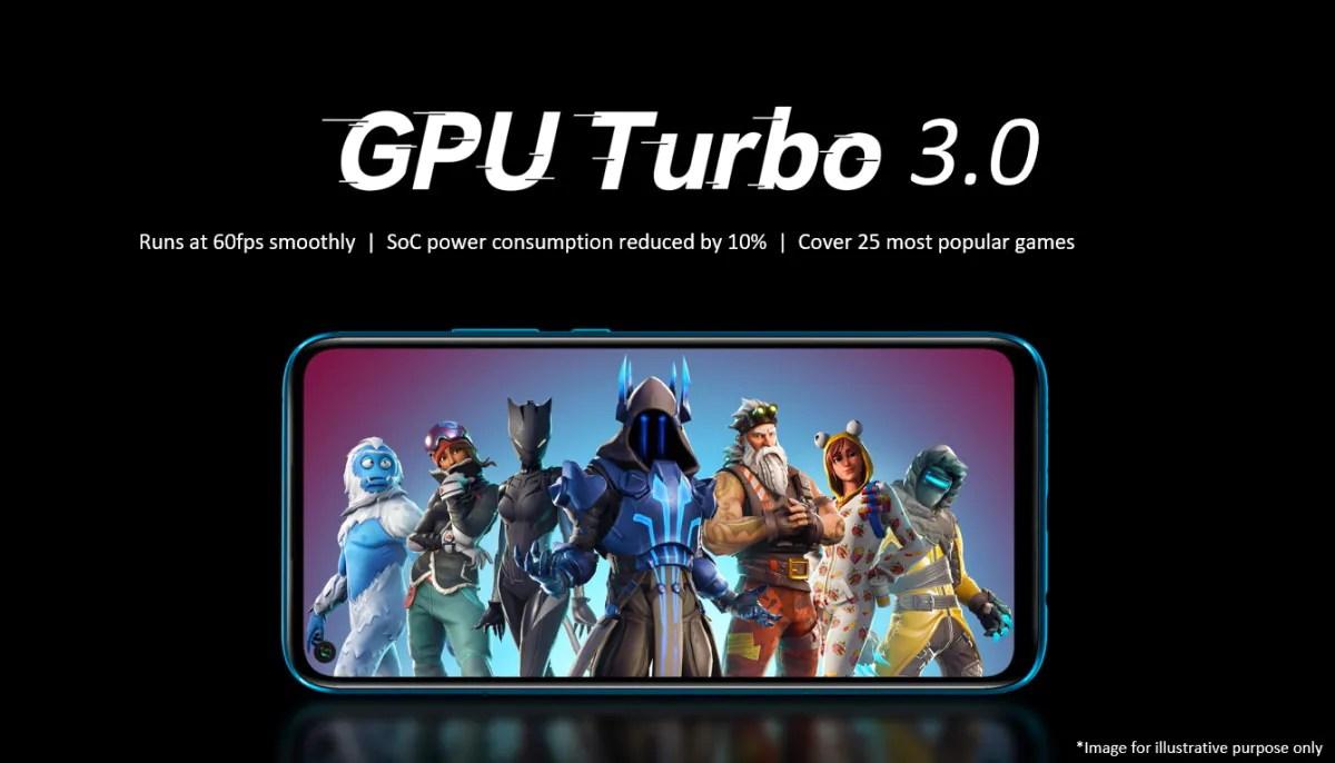 Image result for huawei nova 5t gpu turbo