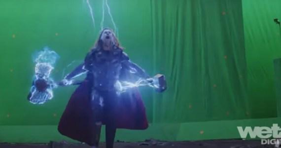 Avengers: Endgame VFX