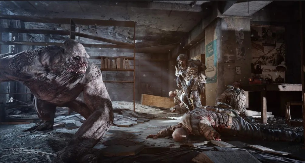 Metro 2033 Redux and Everything are free at Epic Games Store