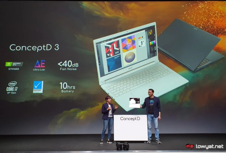 Acer Introduces ConceptD 3: An Entry-Level Creator Laptop
