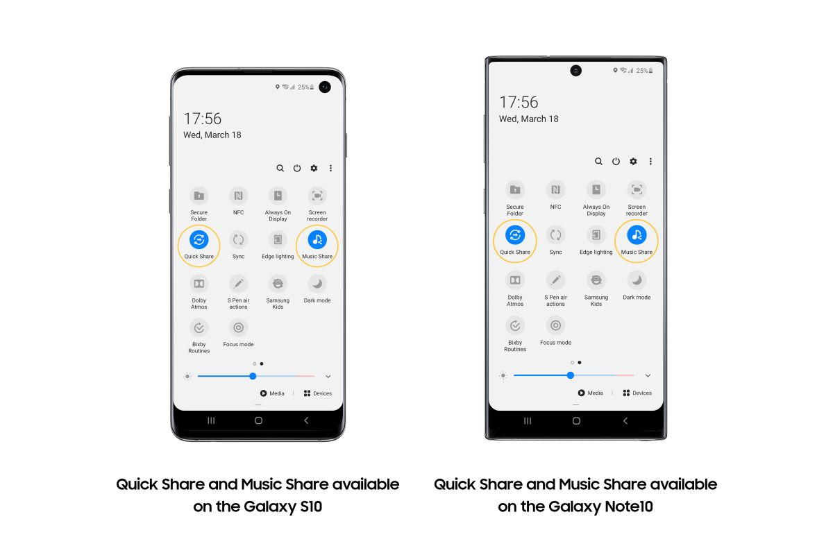 Samsung Is Bringing Galaxy S20 Features To Galaxy S10 And