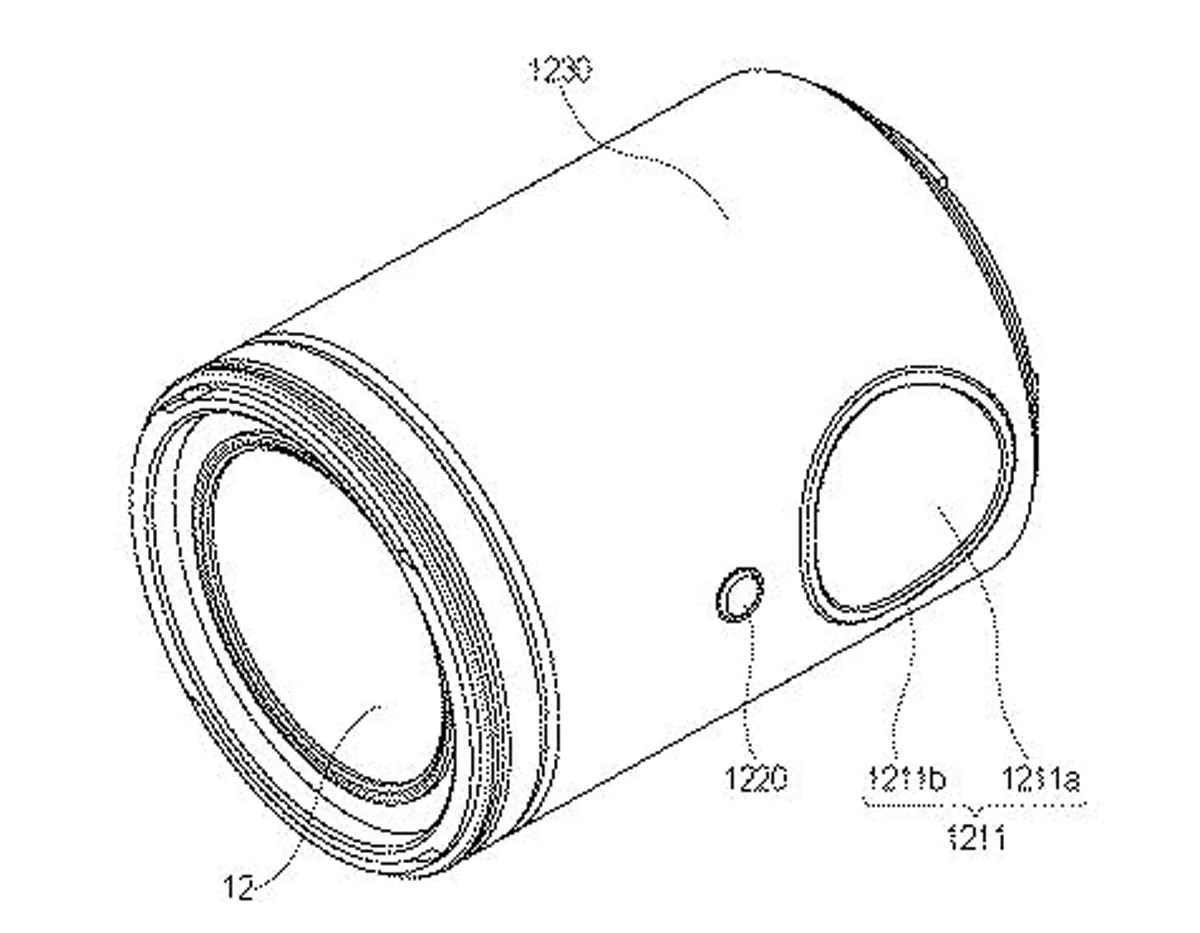 New Canon Patent Reveals Interchangeable Lens With
