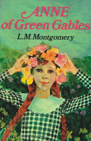 Image result for anne of green gables by l. m. montgomery