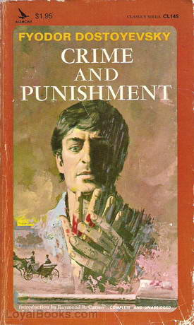 Crime and Punishment by Fyodor Dostoyevsky  Free at Loyal Books
