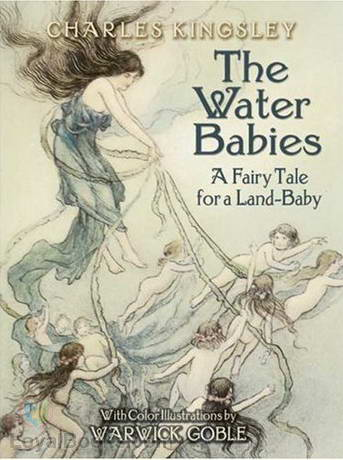 Image result for the water babies book