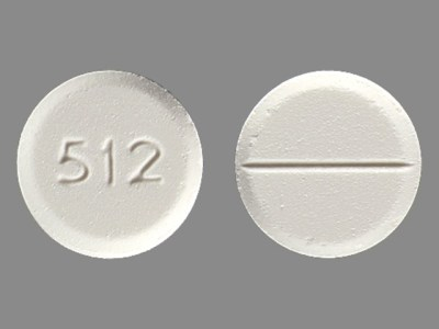 512 oxycodone acetaminophen