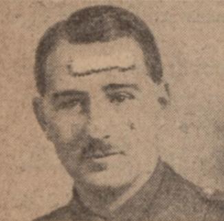 2 Lt Horace Gray Gilliland
