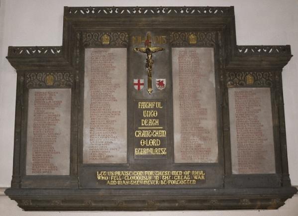 St Mary's Rhyl