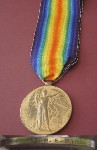 parr-medal