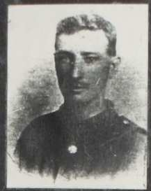 Private James Doolan, photo courtesy of Susan and Roy Fox.