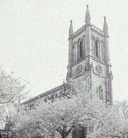 St Georges Church, Chorley