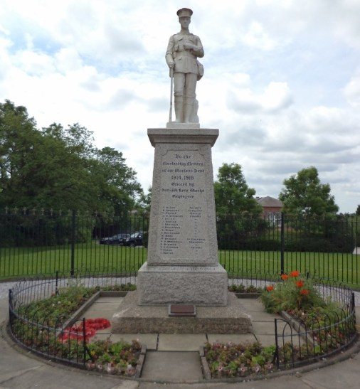 Horwich Loco Works Memorial