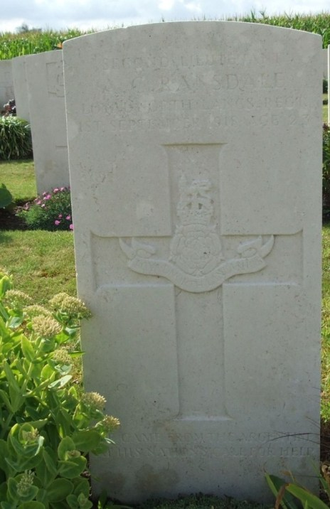 ransdale cwgc
