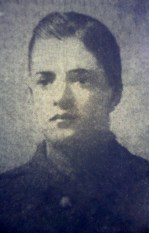 "1665 Sergeant Albert Mercer ""B"" Coy 1-4th Battalion"
