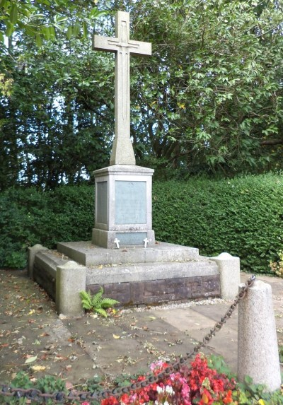 Bretherton WAR MEMORIAL
