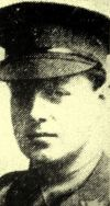 Lieutenant George Glaister
