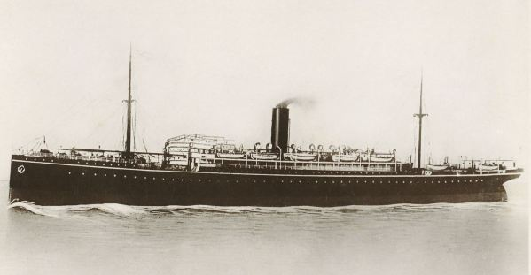 The Hospital Ship Beltana