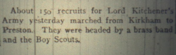 7th bn recruits article
