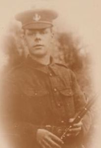 14282 Private Walter Counsell