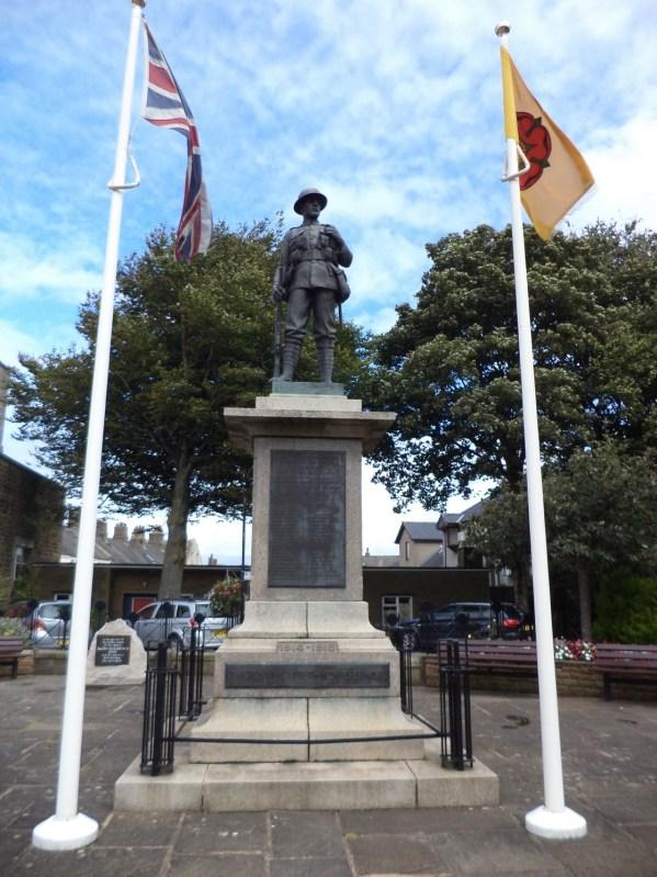 Carnforth War Memorial 1