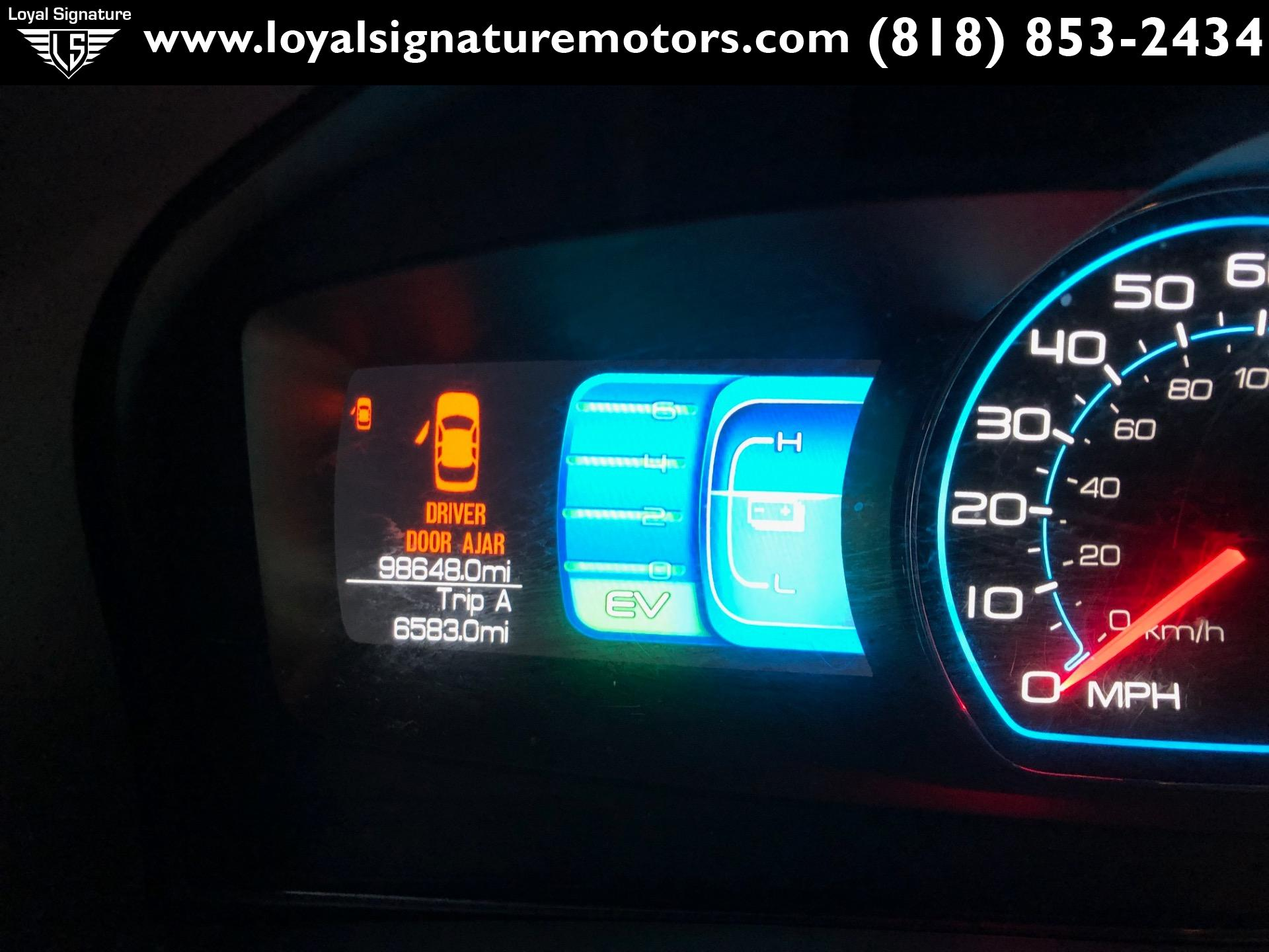 hight resolution of used 2011 ford fusion hybrid