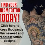 Find and Print Your Dream Tattoo