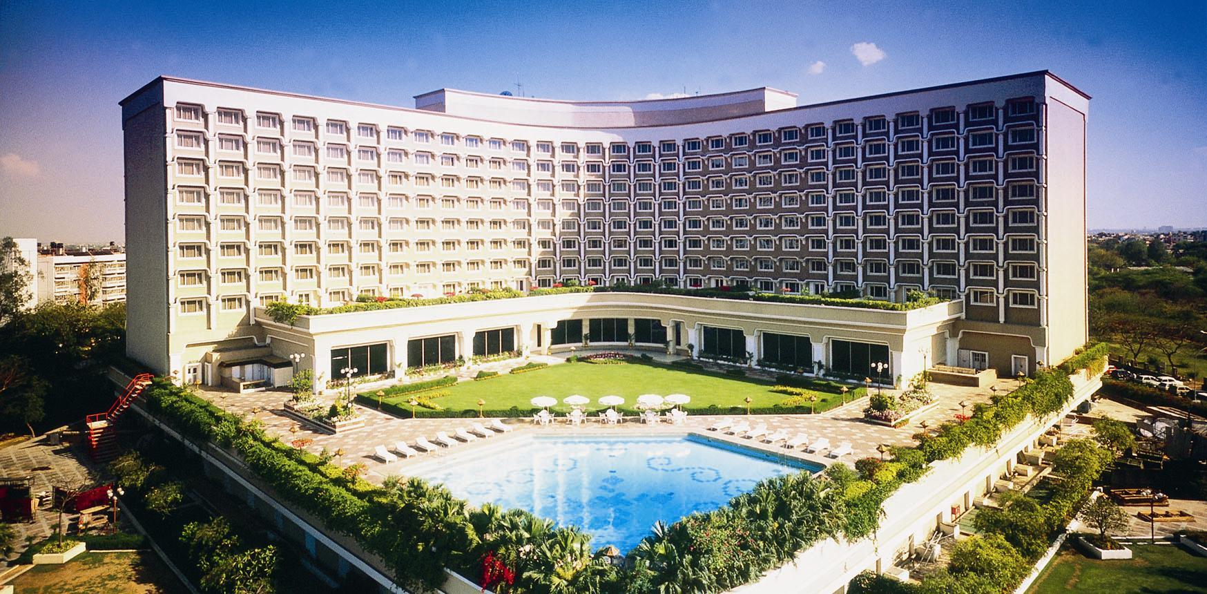 Taj palace Hotel in New Delhi India