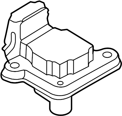 Volkswagen Beetle Convertible Direct Ignition Coil